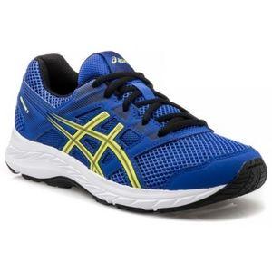 Asics Gel Contend Kids Blue Running Shoes